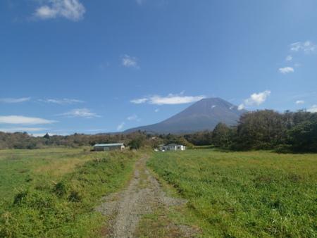 富士の裾野1日1組限定。