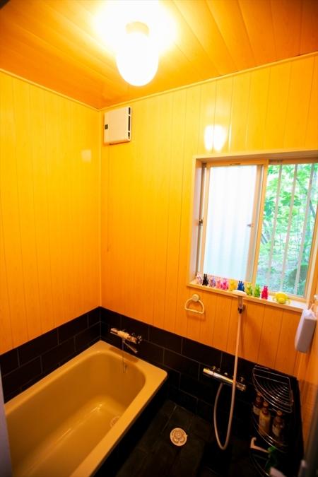 1階のお風呂場