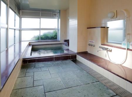 2つのタイプのお風呂があります。
