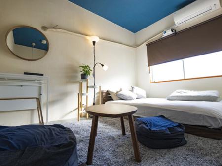 ■客室■2段ベッドルーム■