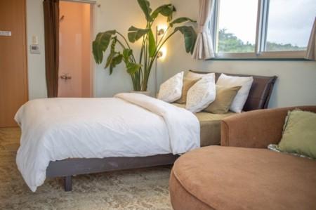 寝室1:ぐっすり眠れる寝室です。
