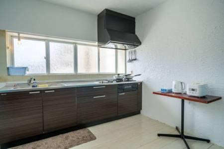 2階広々キッチン