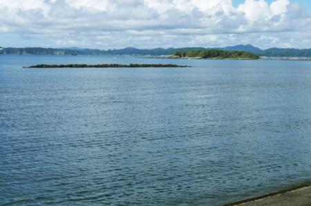 海まで10m!海水浴や釣りが楽しめます。