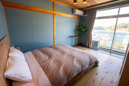 【寝室F】ダブルB×1