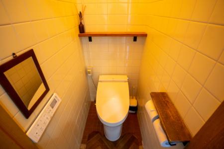 【洋式トイレ】ユニットバス含め合計6基有