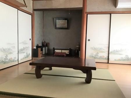 メインの和室