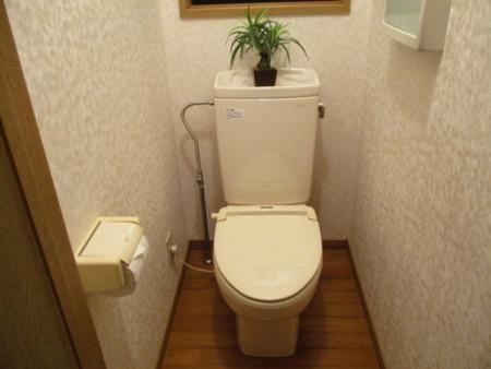 トイレ2ヶ所