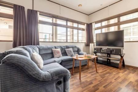 2階:琉球ミンサー模様のお部屋