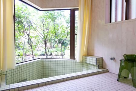 お風呂(内風呂)温泉です