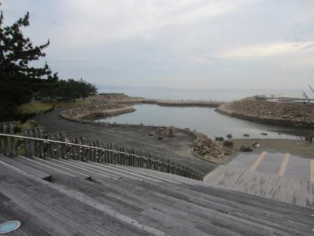 砂浜もある「りんくう海浜公園」