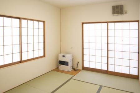 2階和室1部屋目(6畳)