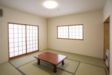 2階和室2部屋目(8畳)