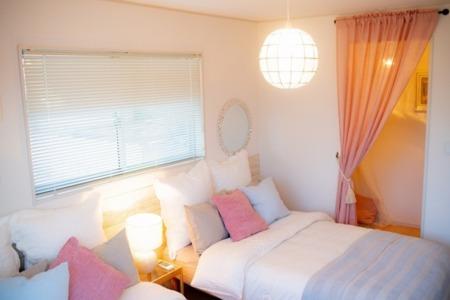 ベッドルーム2 セミダブル×2