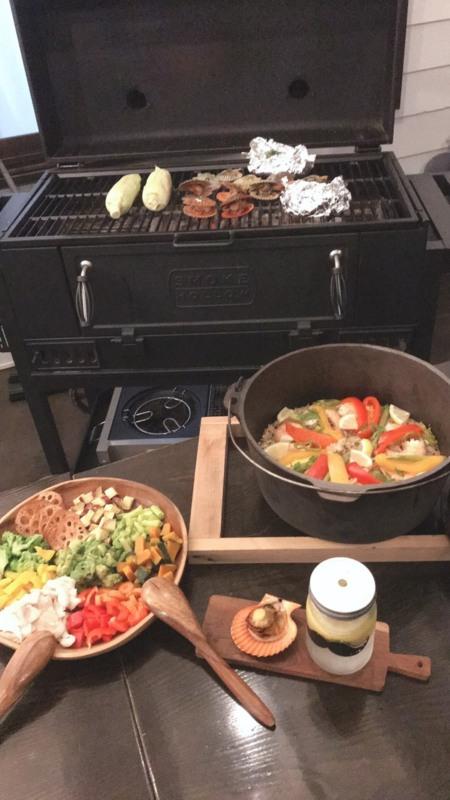 BBQ・ダッチオーブン