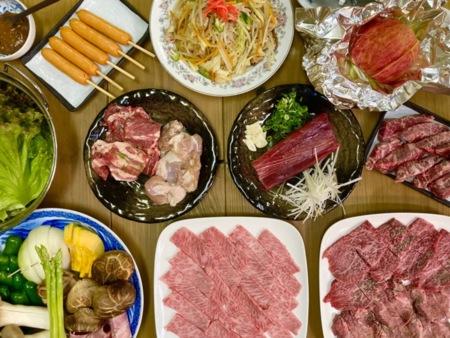 【オプション】満腹BBQ(3,000円)