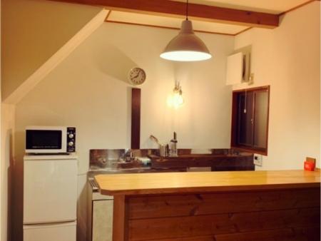 キッチン/調理器具,食器類 完備