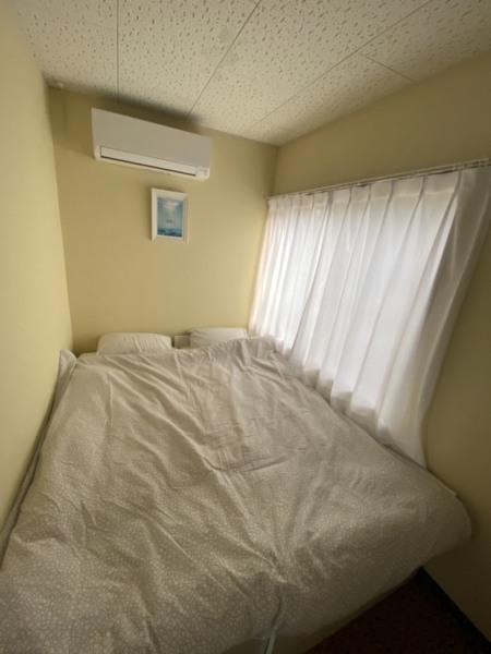 2F ダブルベッド