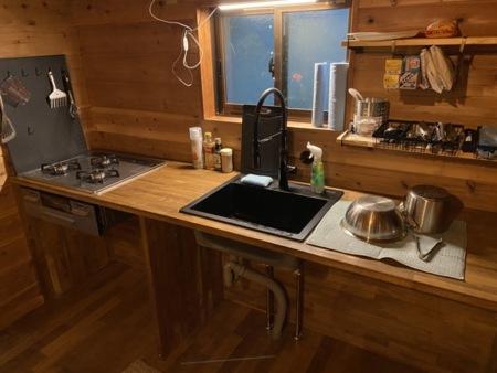 使い安いキッチン