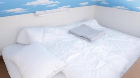 寝心地の良いセミダブルマットレス