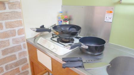 調理器具も多数ございます