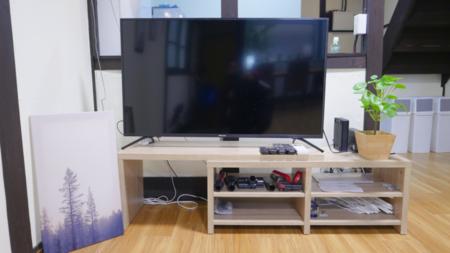 テレビでfire TVもお楽しみ頂けます