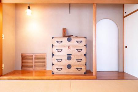 平屋40坪の日本家屋。5LDK