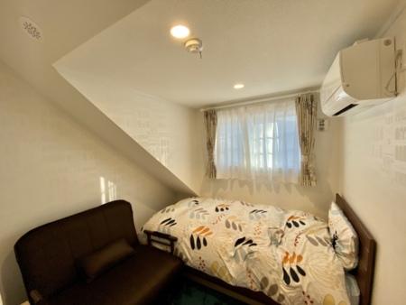 プライベート寝室