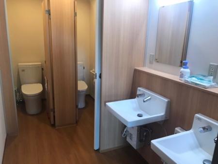 2階 トイレ・洗面