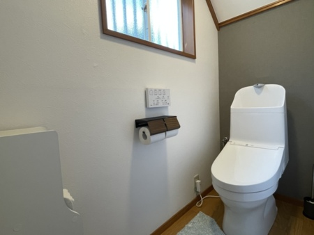 清潔なトイレ♪