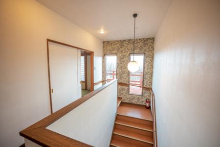 階段から和室
