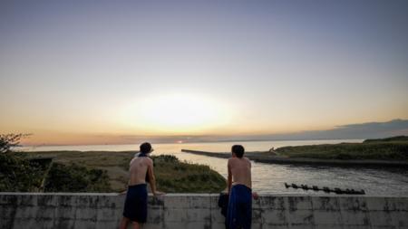 眼の前には東京湾最初の秘境海岸あり。