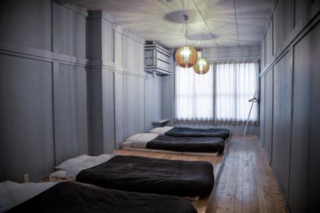 寝室は3部屋ございます
