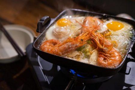 北海道料理 かすべの「トロイカ鍋プラン」