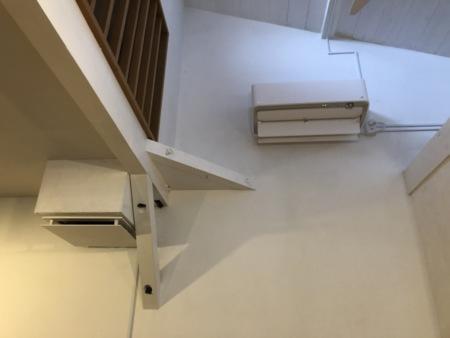 空気入れ換え型エアコンと換気扇