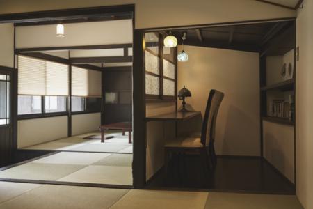 熊野四季亭 デスクスペース