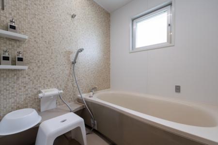 お風呂、2つありますので大人数でも便利