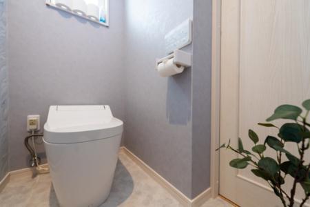 トイレ、3つありますので大人数でも快適
