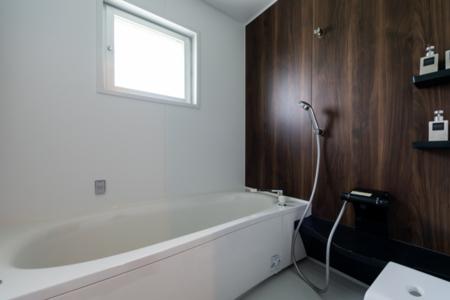 お風呂は2階と3階に計2つ有り