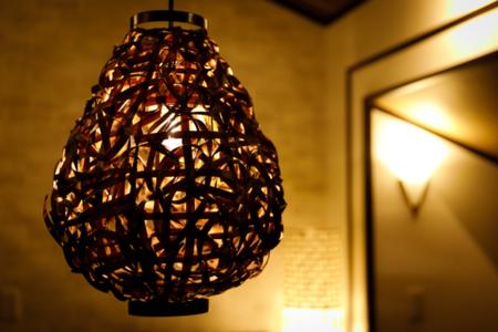 アジア風照明