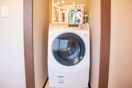 洗濯機 / 1階廊下