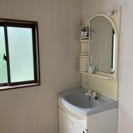 2畳の洗面所