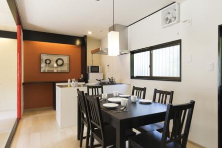 EAST室 キッチン
