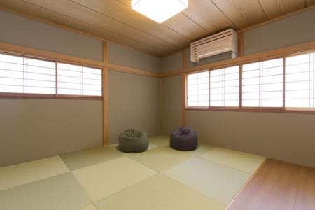 EAST室 和室