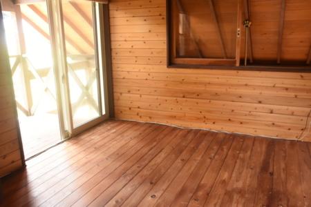 2階の寝室(8帖)