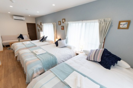 3Fベッドルーム