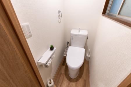 1F・2F・3Fトイレ
