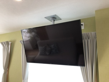 49インチテレビ