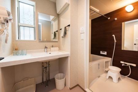 B-2 洗面所・お風呂場
