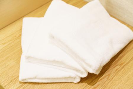 バスタオルはおひとり様1枚使えます。
