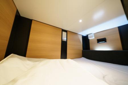 2階ベッドスペースです。